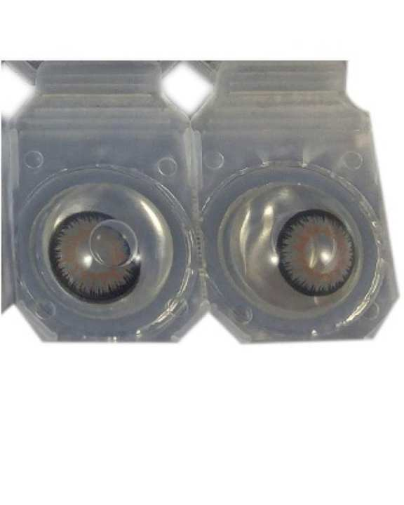 Pair Of Soft Contact Lens - Grey