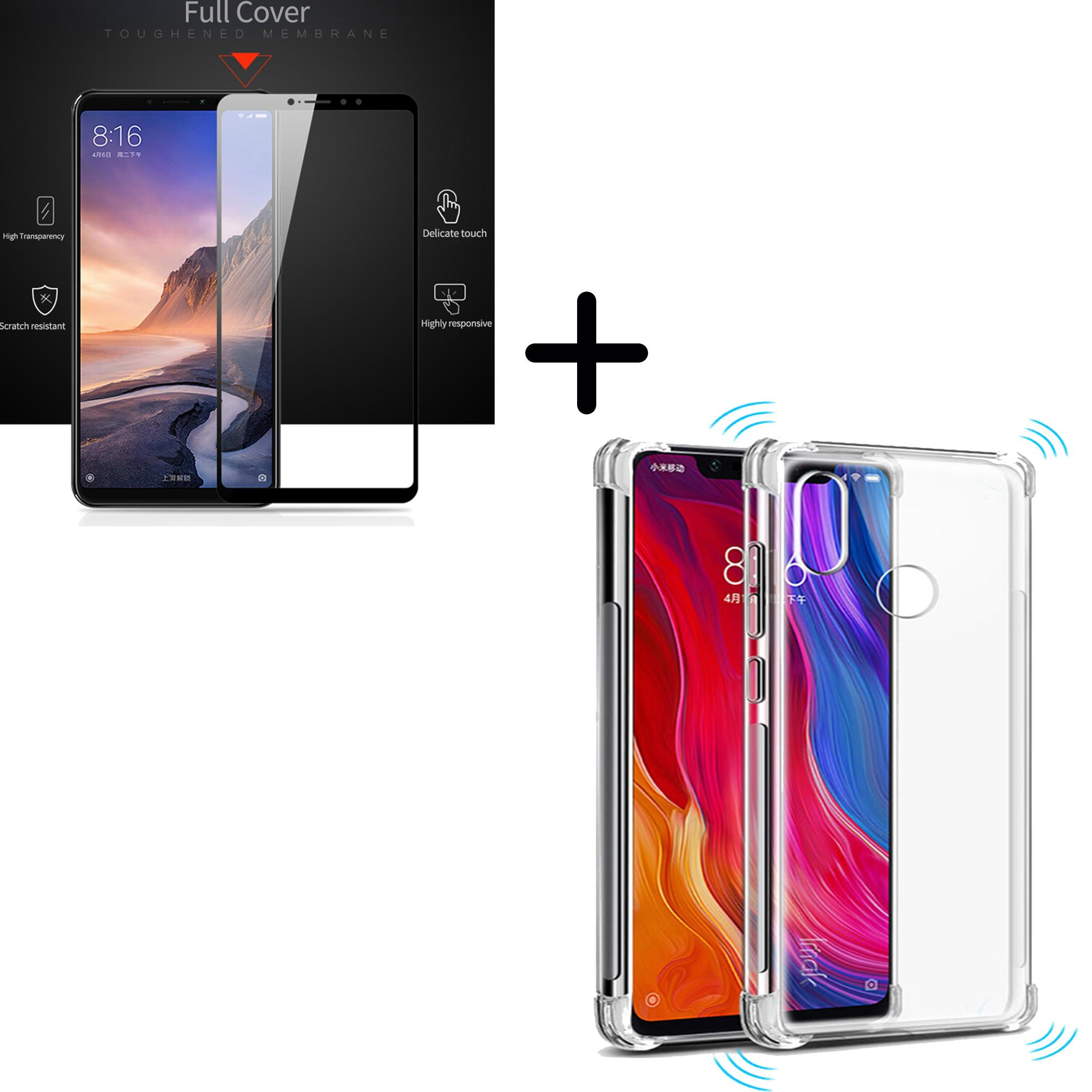 Mobopro Buy At Best Price In Pakistan Aluminium Tempered Glass Hard Case For Xiaomi Redmi 2 Black Gold Mi Max 3 Full Coverage 25d Screen Protector With Anti Knock