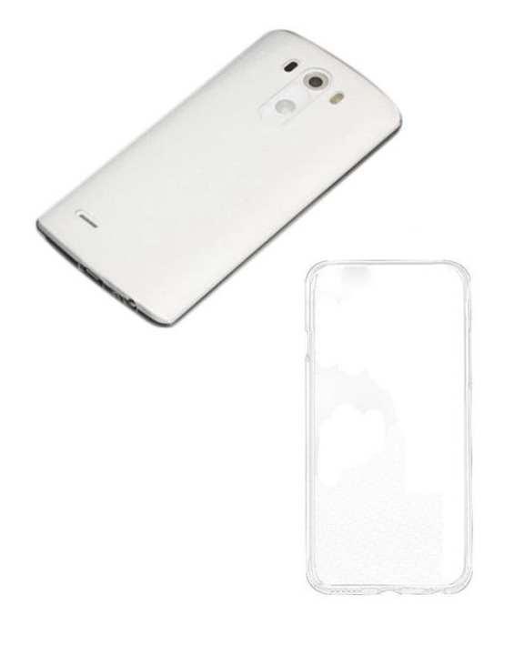 LG G3 Slim Transparent Backcover