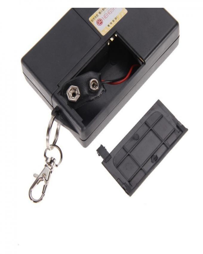 Pocket LED Network LAN Ethernet Cable Tester - Black
