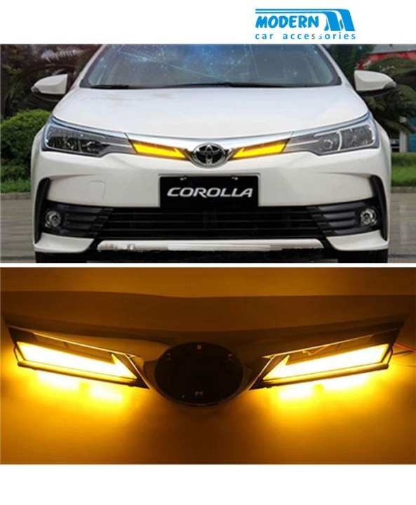 Toyota Corolla Led Grille - Model 2016-2018