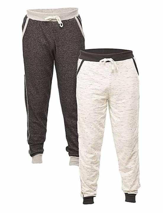 Bundle of 2 Multicolor Fleece Pajama for Men