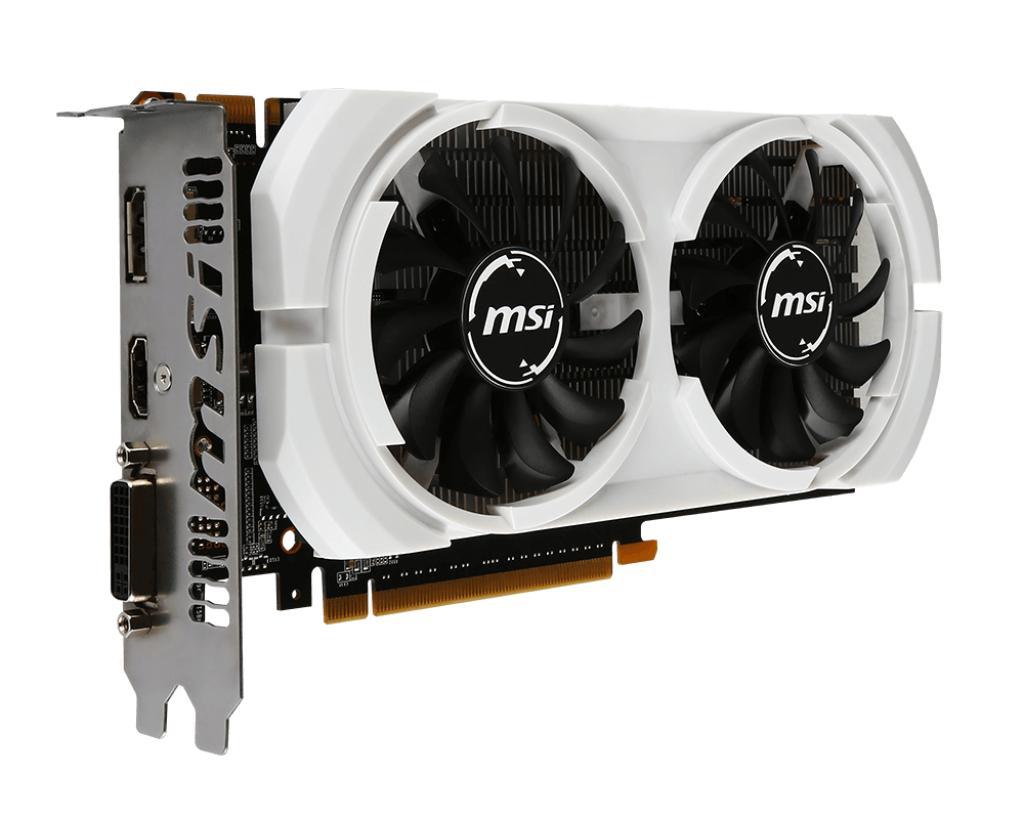 MSI NVIDIA GEFORCE GTX 960 OC DRAGON 2GB GDDR5 128BIT DIRECTX 12