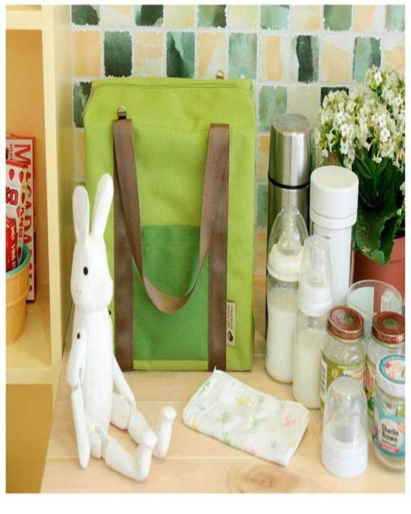 Week Eight Brunch Bag Org-147 (Green)