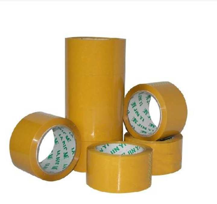 Carton Tape 3 Inch 50 Yard (4 Pcs)