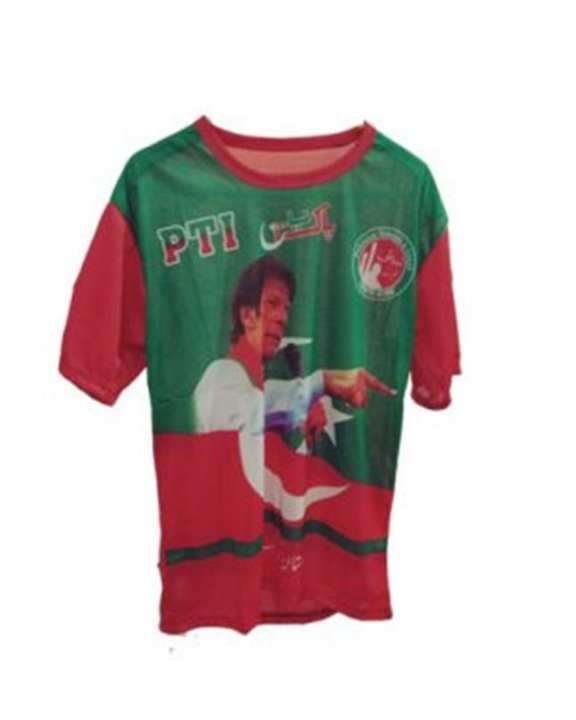 PTI - Imran Khan - Support T-Shirt