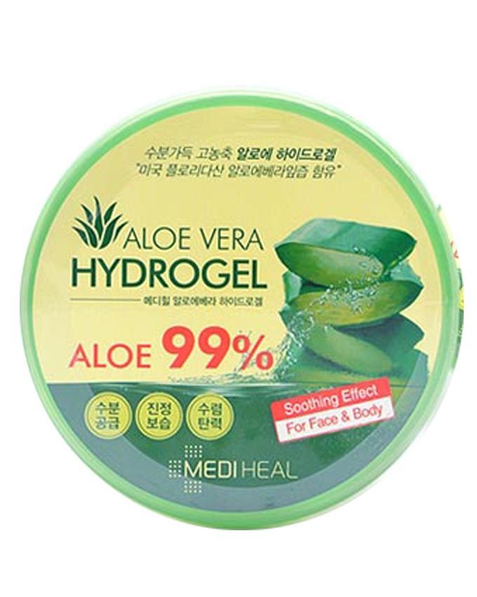 Aloe Vera Hydrogel Moisturizer