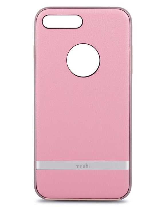 Napa Back Cover For iPhone 7 Plus - Melrose Pink