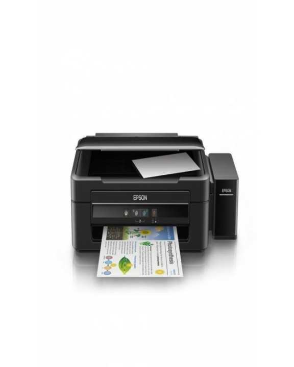 EPSON L382 All-in-One Printer(With Two Extra Genuine Black Bottles)