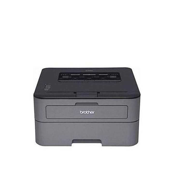 HL-L2320D - Laser Printer with Built-In 2600 Page Toner - Black