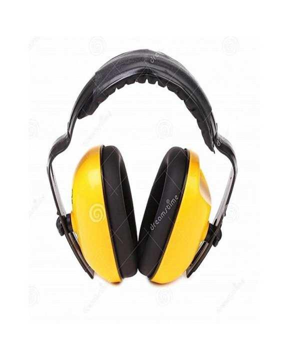 Ear Muffs - Yellow