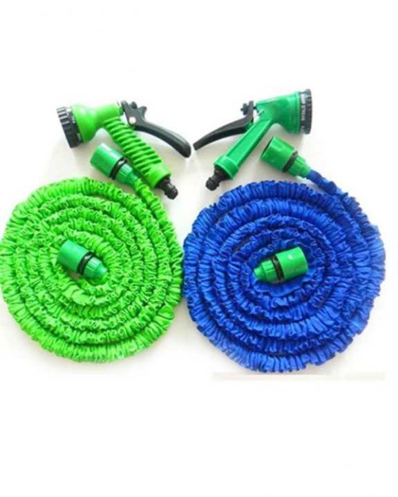 Pack of 2 - Magic Hose Pipe - Blue & Green