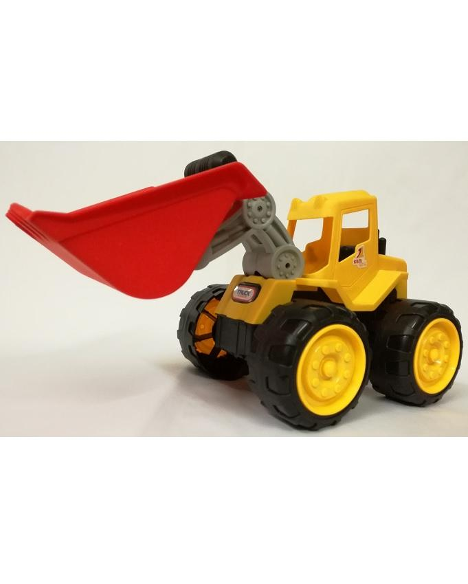 Construction machinery series wheel loader multicolor toys