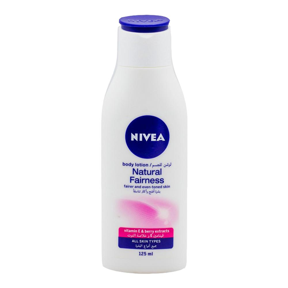 Nivea Skin Care Products Online Store In Pakistan Whitening Sun Lotion Body Natural Fairness 125 Ml