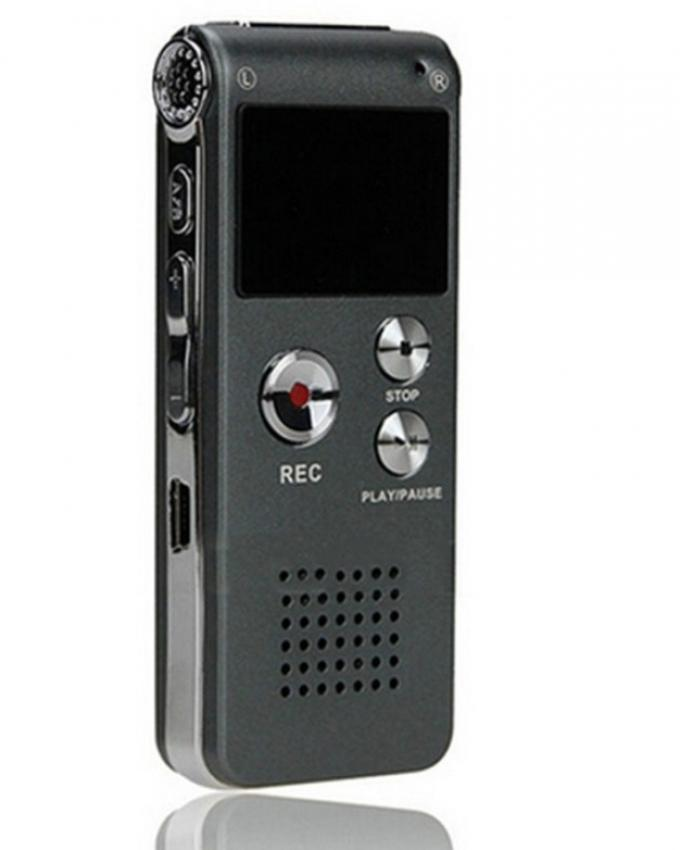 Voice Recorder 8GB Mini USB Flash Digital Audio Voice Recording 650Hr Dictaphone MP3 Player