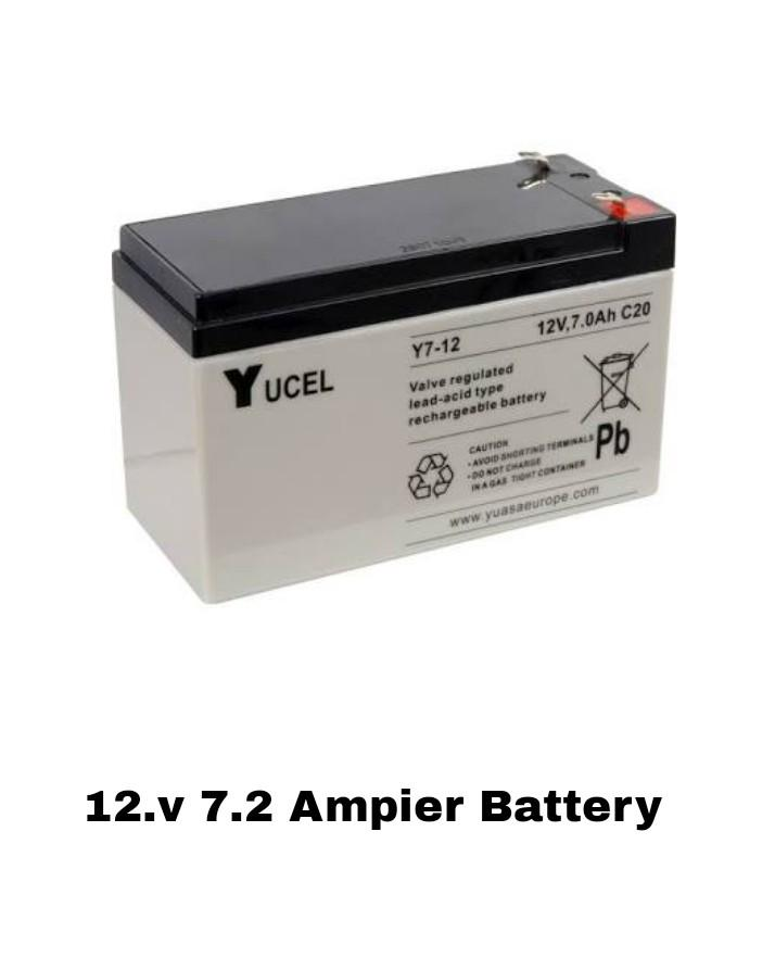 29efef09105 12V 7AH Battery - Other Brand