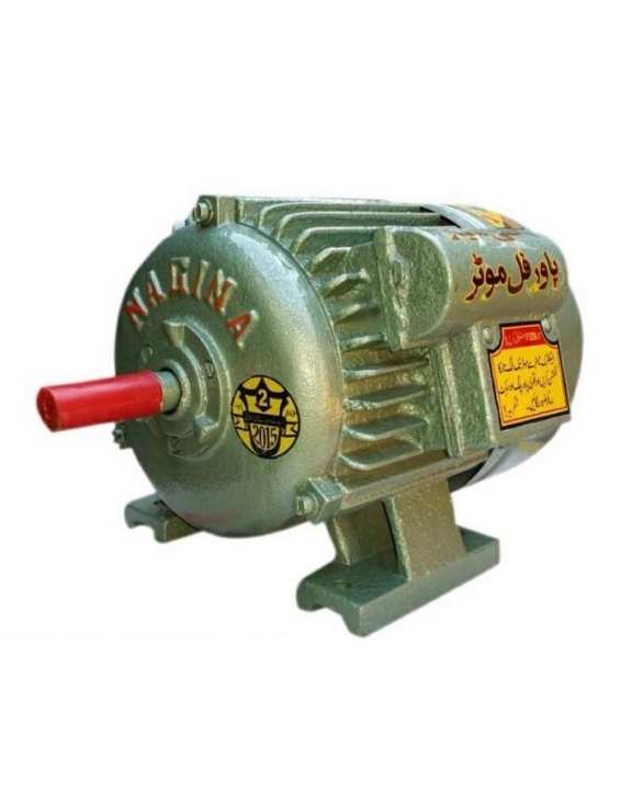 Electric (Induction) Motors: SIZE: ½ HP