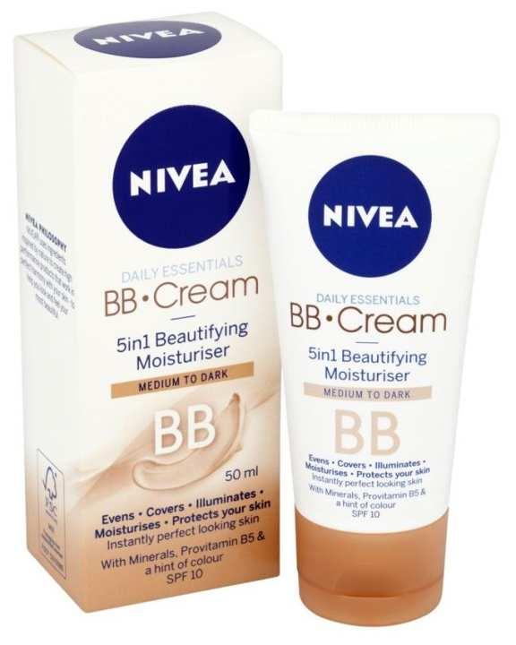 BB Cream 5 In 1 Beautifying Moisturizer 50ml - Medium