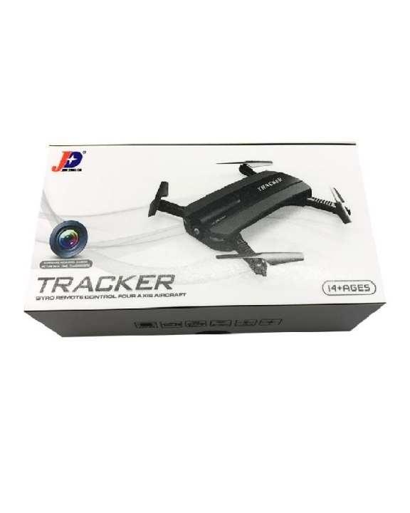 JXD-523 - Tracker Mini RC Selfie Drone with WiFi Fpv 720P HD Camera