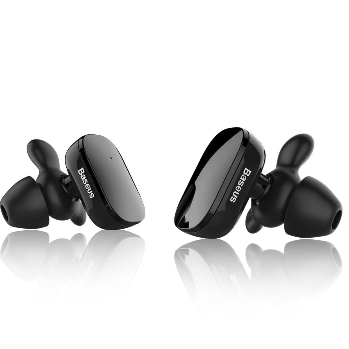 cc68bb314b5 Baseus Handy Truly Wireless Bluetooth Headset Call/Song Intelligent Earphone