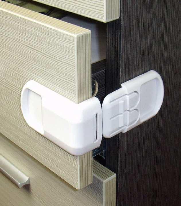 Baby Drawer Cabinet Safety Locks