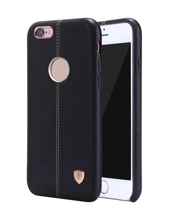 Englon Premium Leather Case For iPhone 7 Plus - Black