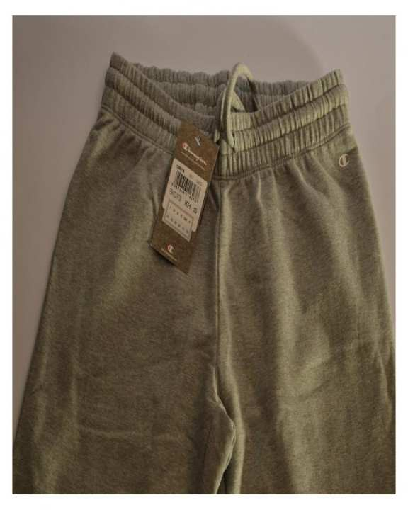 Light Grey Cotton Ladies Training Pants