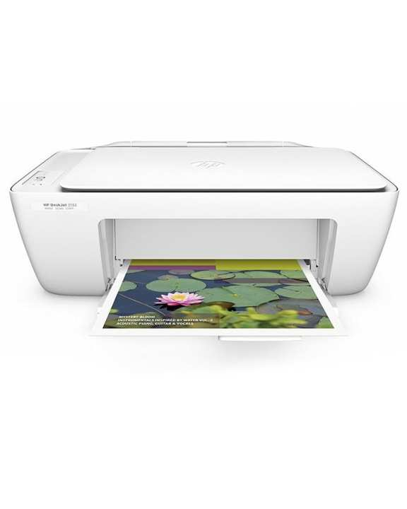HP DeskJet 2132 Fresh Import  All in One Printer   - White