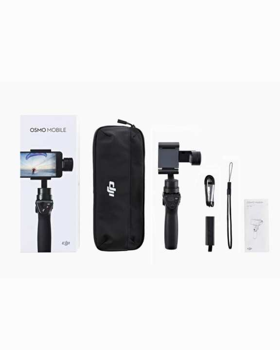 OSMO Mobile - Mobile Selfie Stick - Black