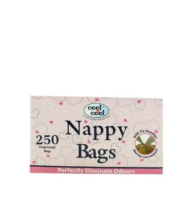 Nappy Bags 250'S