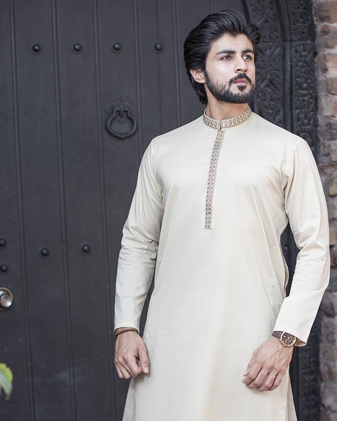 Mens Unstitched Fabric Online Gents Cotton Wool Khaddar Shalwar