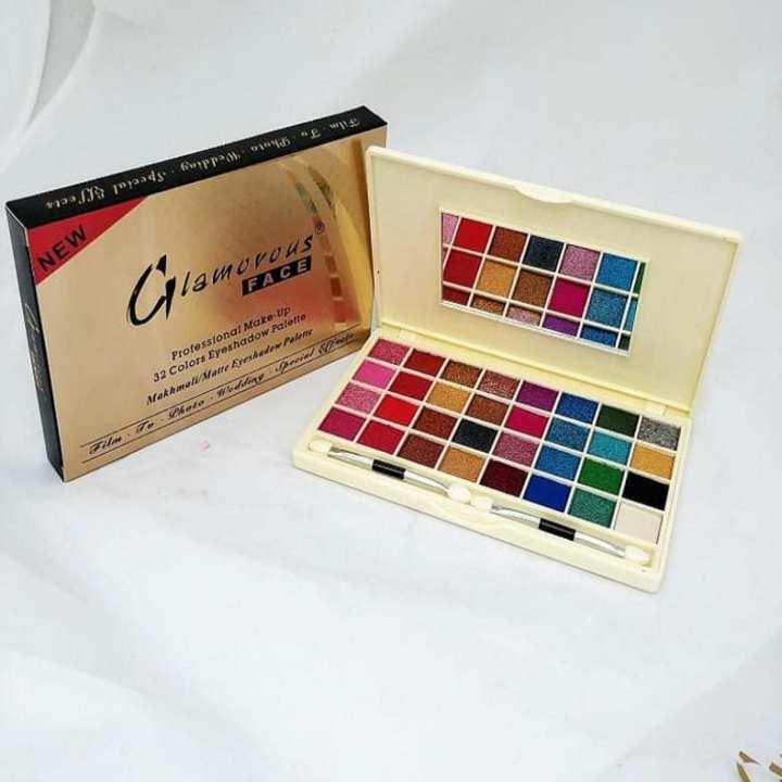 32 Color Eyeshadow Kit - Multicolor