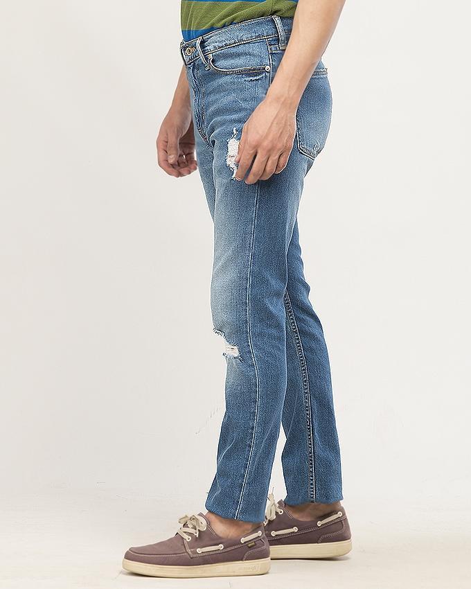 Super Skinny Jeans Clearly Aqua