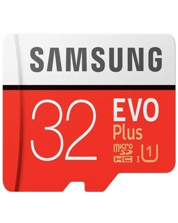 32 Gb SAMSUNG EVO Micro Memory Card