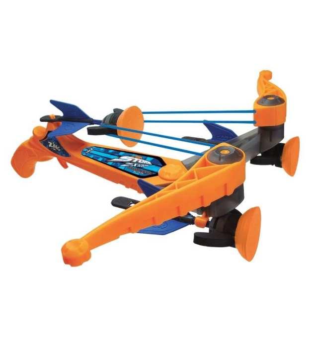 Air Storm Crossbow Set - Multicolor