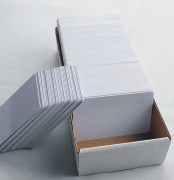 Blank PVC Cards 50 Cards For Epson Printer