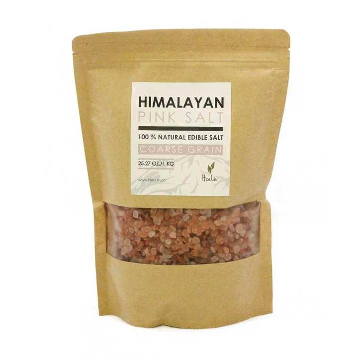 Himalayan Pink Salt Coarse Grain- 1KG