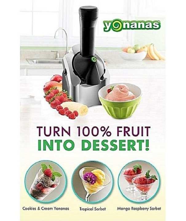 Ice cream maker - Yonanas