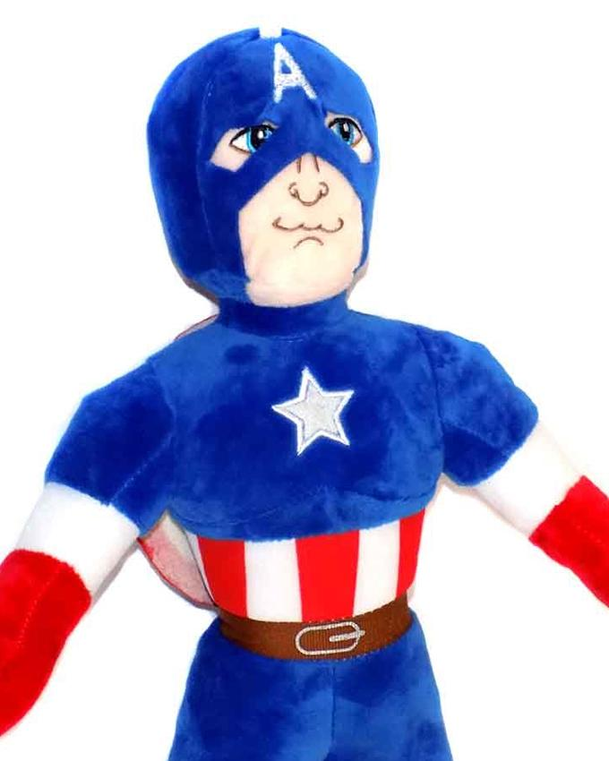 Captain America Stuff - WonderMatics 2443WMDQWIKDFGVPO