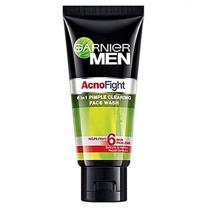 Garnier Men Face Wash Acno Fight 100ml