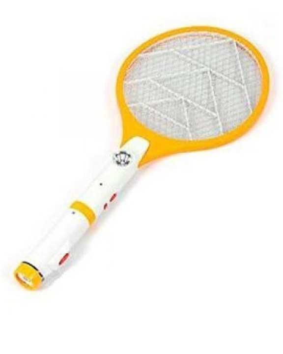 Electric Mosquito Killer Racket - Orange