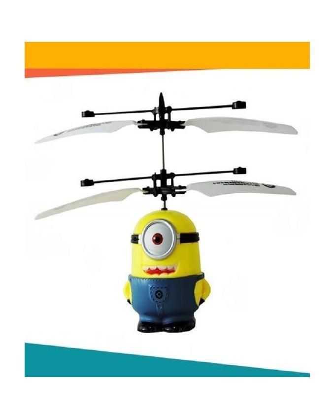 Flying Minion Toy - Hand Sensor Operated