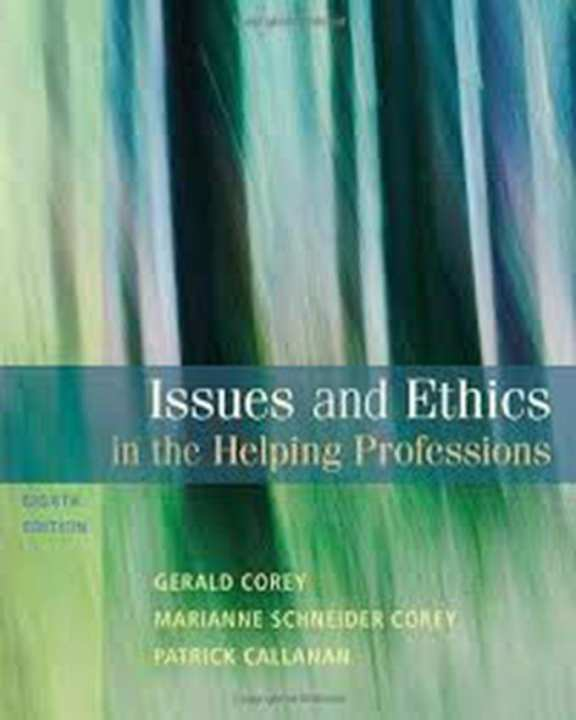 Issues And Ethics In The Helping Professions 8E(Pb)2011
