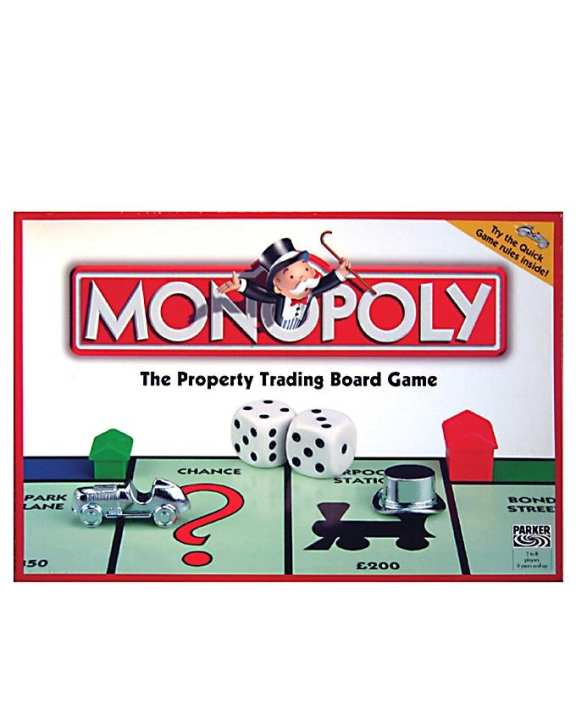 MONOPOLY - PROPERTY TRADING