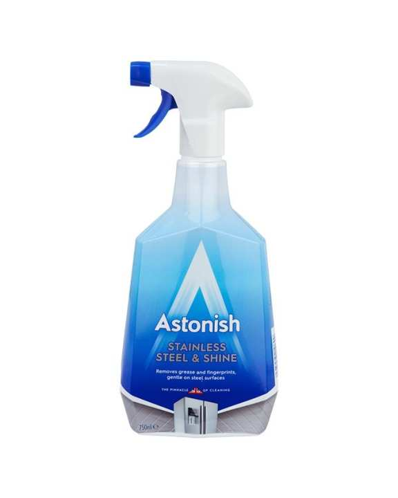 Astonish Stainless Steel & Shine