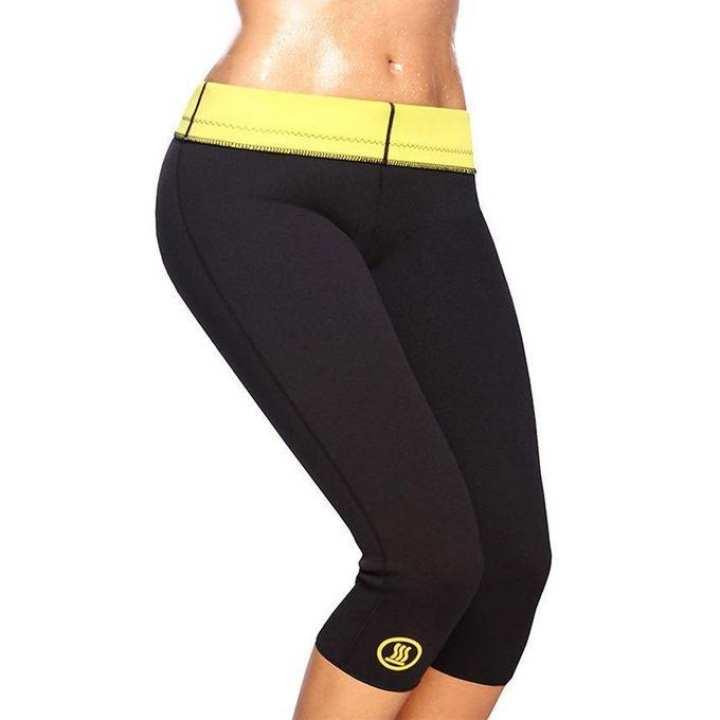 Hot Shapers Neoprene Slimming Pants - Black
