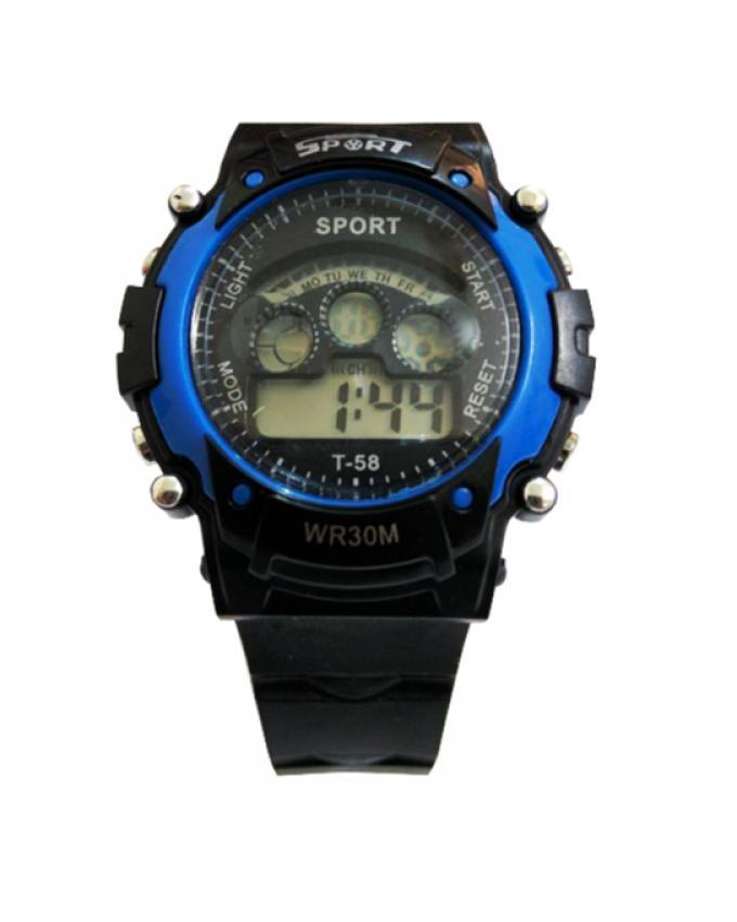 Pack of 4 - Digital Watches - Multicolor