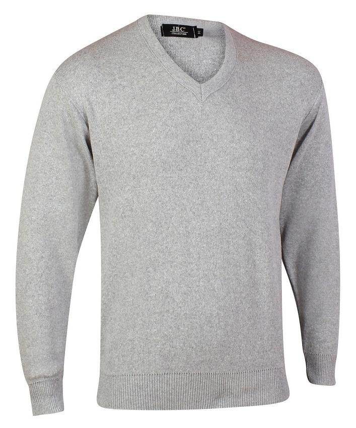 V,Neck Full Sleeve Sweater For Men