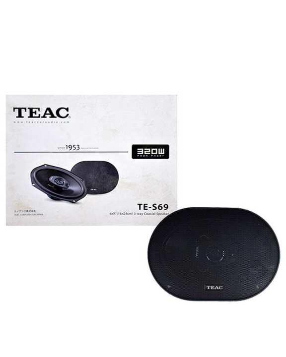 Teac Speakers 320W - Made In Japan - TE-S69