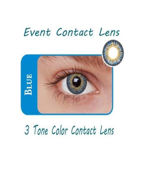 Event 3 Tone Contact Lenses - Blue